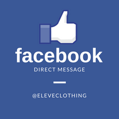 facebook dm eleve clothing