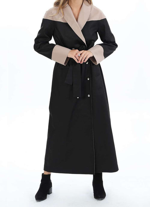 MODGREY ELEGANT TRENCH COAT