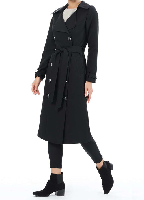 MODGREY KRUVAZE TRENCH COAT