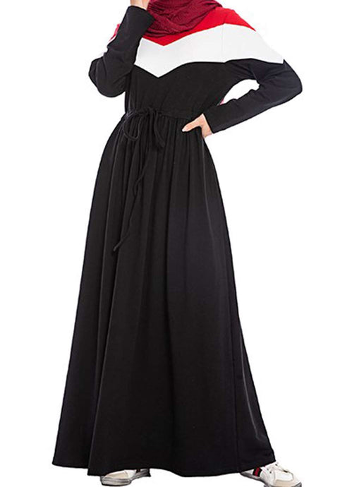 Karyme V-Shaped Abaya