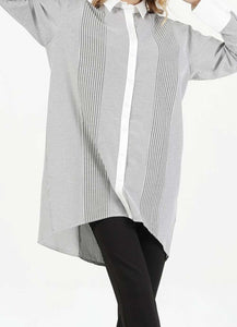 MODGREY STRIPED SHIRT