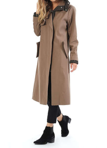 MODGREY SPORT TRENCH COAT