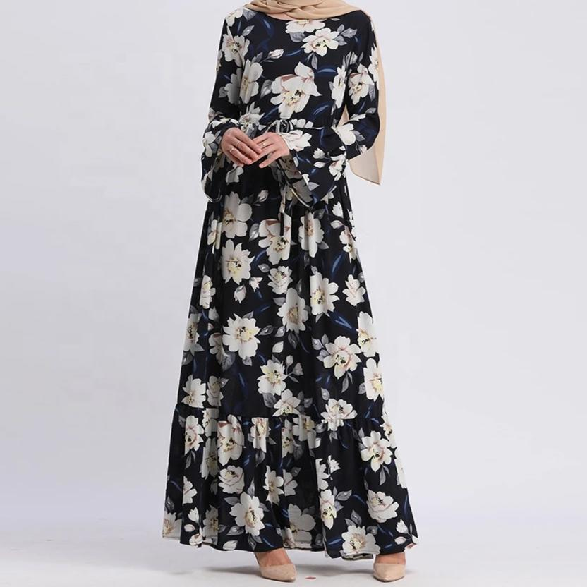 Navy Blue Alula Long Dress