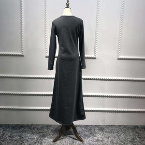 Adalyne Long Dress - Élevé Clothing