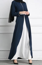 Load image into Gallery viewer, Navy Blue Senna Long Dress