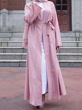 Load image into Gallery viewer, Amelie Open Abaya