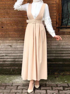 Elisa Suspended Long Skirt