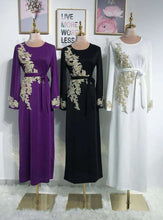Load image into Gallery viewer, Martina Embroidered Abaya