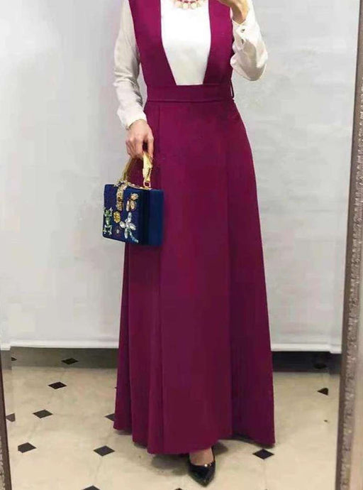 Sofia Suspended Long Skirt
