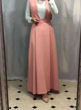 Load image into Gallery viewer, Sofia Suspended Long Skirt
