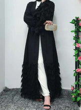 Load image into Gallery viewer, Valentina Open Abaya