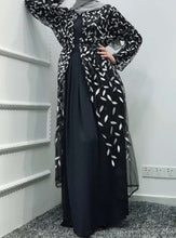 Load image into Gallery viewer, Zaniah Cardigan Abaya