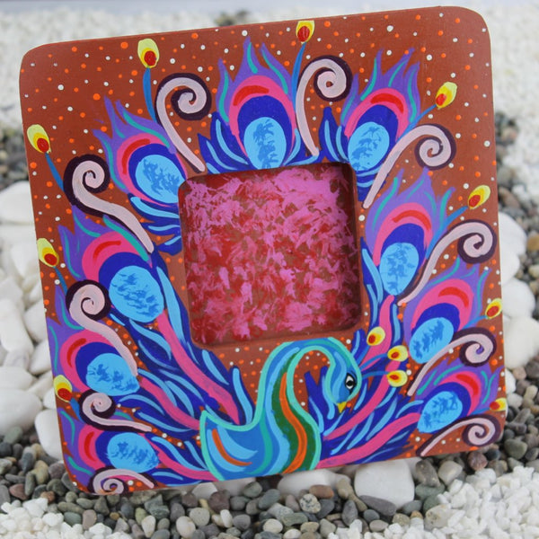Colorful Picture Frames