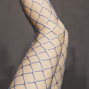 Star Diamond Fishnets