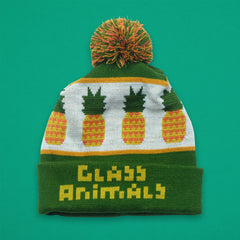 PINEAPPLE BOBBLE HAT