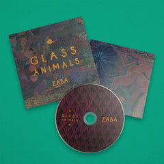 GLASS ANIMALS - ZABA CD