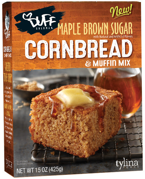 Duff Maple Brown Sugar Cornbread Mix