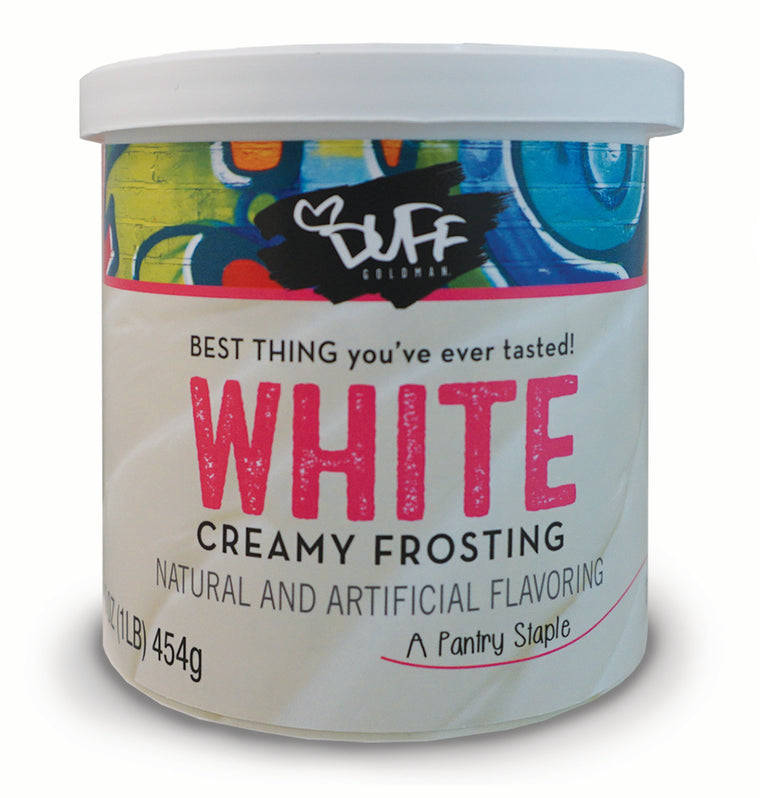Duff White Frosting