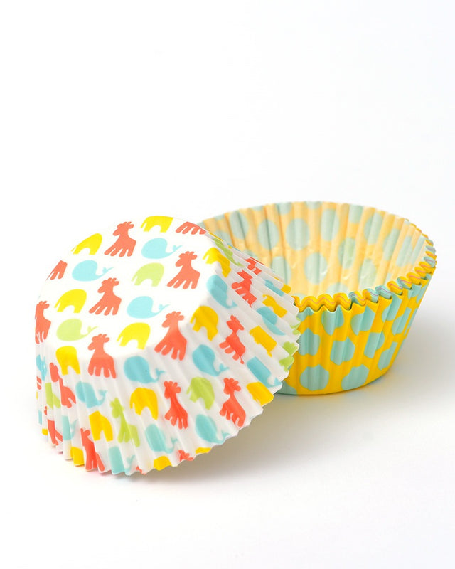 Duff Baby Animal Cupcake Liners