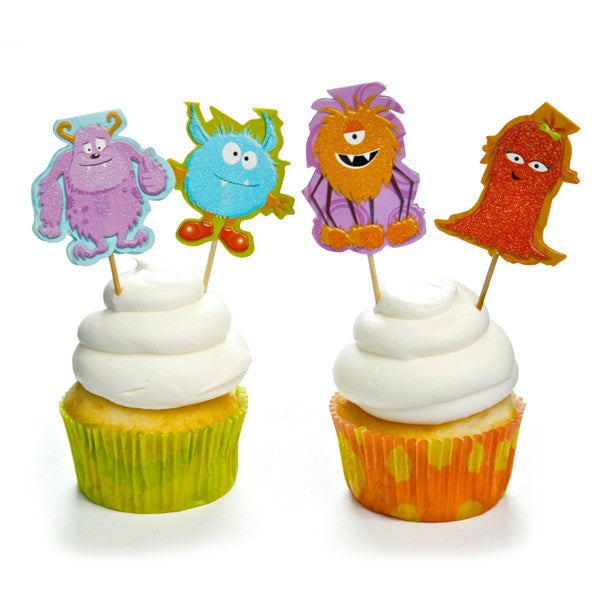 Duff Party Monsters Cupcake Kit 48 Pcs