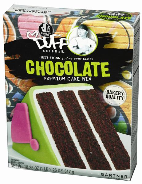 Duff Chocolate Cake Mix