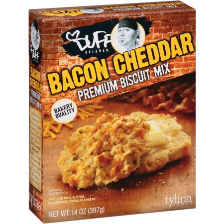 Duff Bacon Cheddar Biscuit Mix