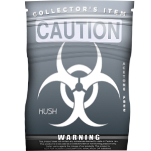 Caution Kush - Platinum