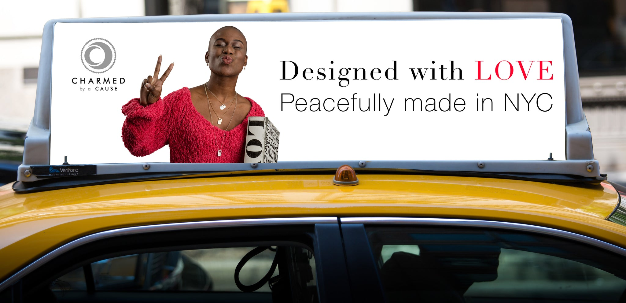 designed with love made peacefully in NYC