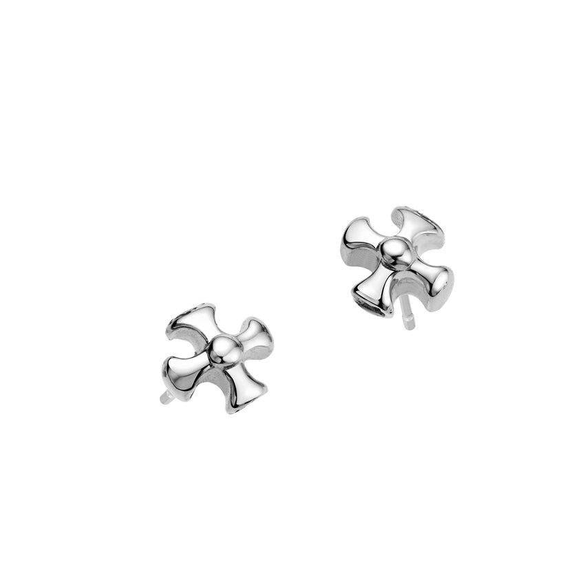 Maltese Cross Earrings<br>Ready To Ship