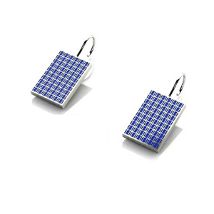 Solar Panel Earrings