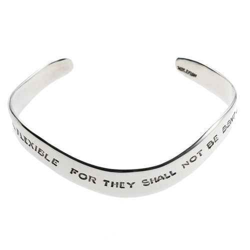 Blessed are the Flexible Cuff<br?Ready To Ship