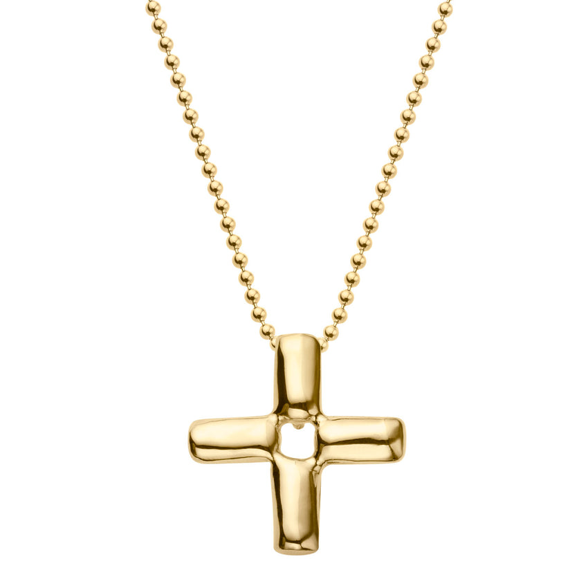 Small Elements Cross Pendant<br>Ready To Ship