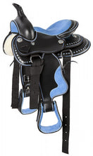 Pfiff western synthetic saddle