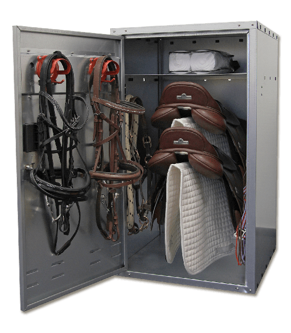 saddle locker