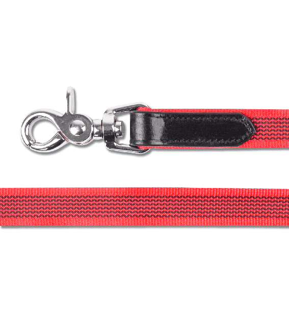 RUBBER REINS WITH CARABINERS
