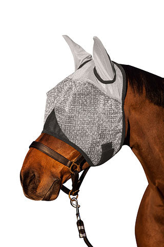 Anti fly mask with uv protection
