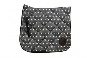 EQ Style collection stars saddle pad