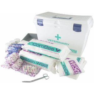vet set first aid kit