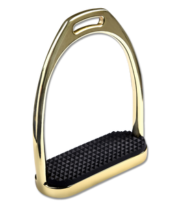 Gold fillis stirrups