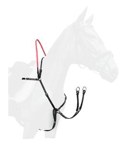 waldhausen secure trust breastplate and safety reins