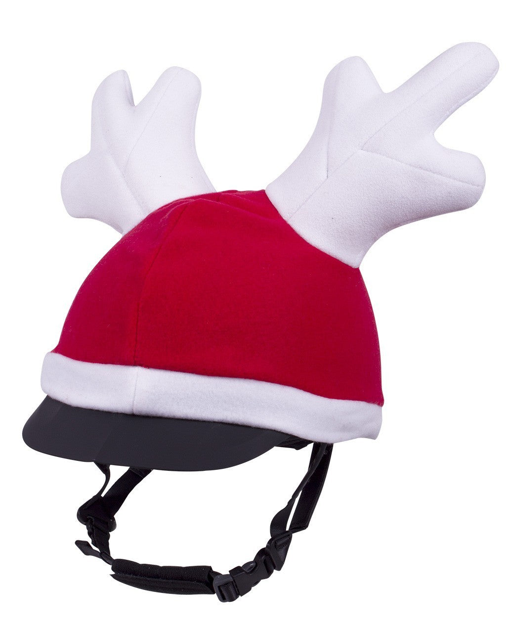 Reindeer riding hat cover