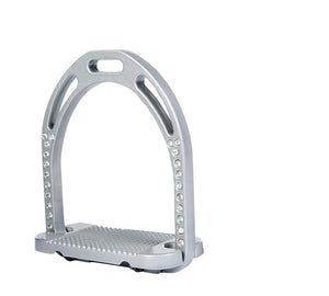 Hkm Crystal stirrups