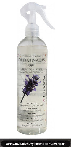 Officinalis dry shampoo lavender