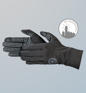 Pfiff softshell riding gloves