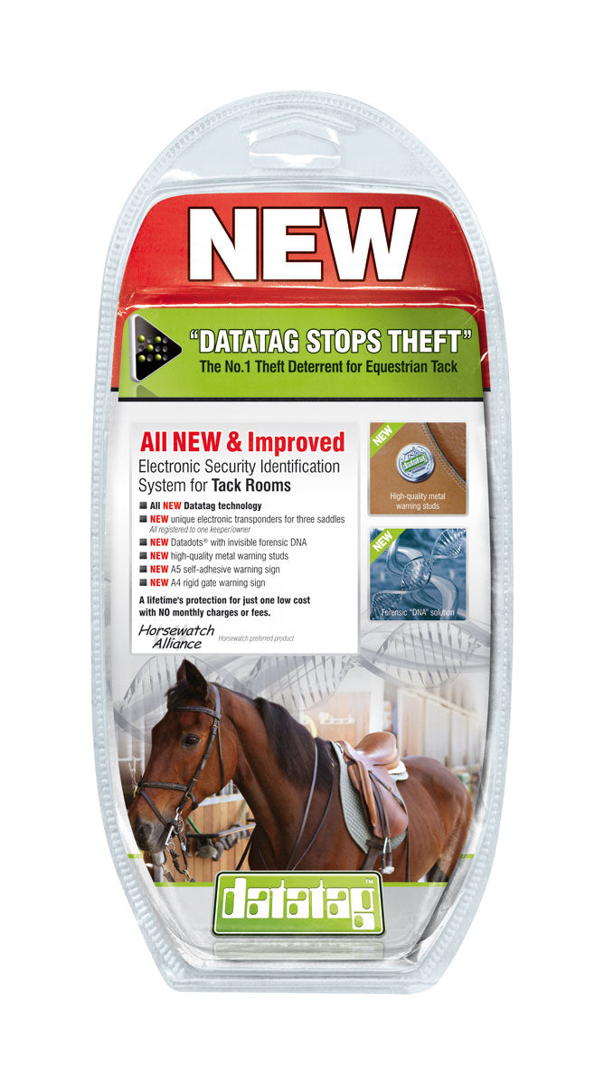 datatag tack room pack