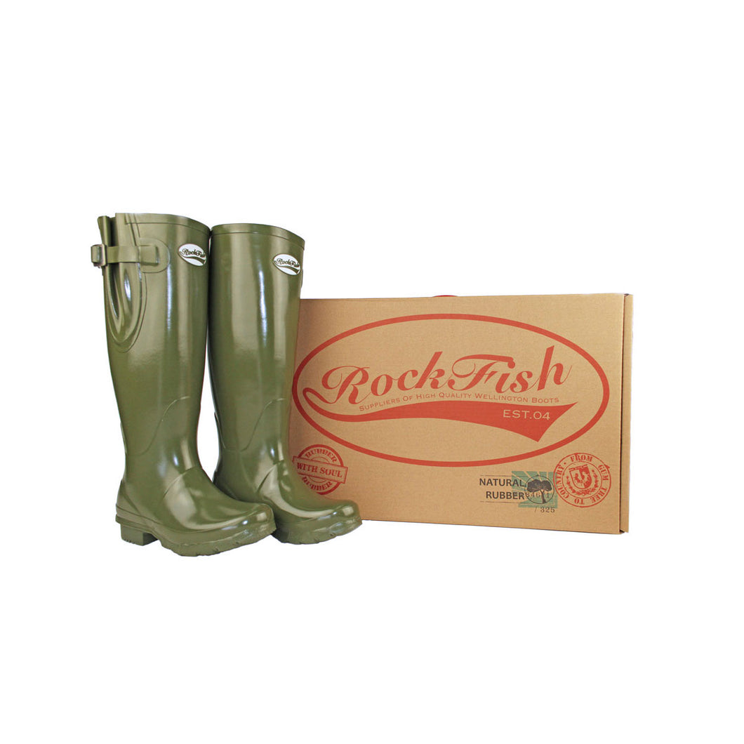 rockfish ladies wellies