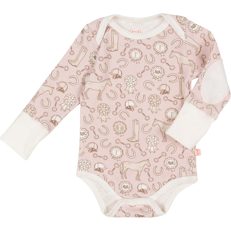 mini britches long sleeved vest