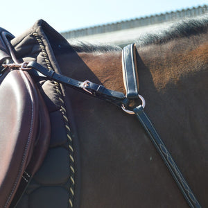CCGB bi-colour breastplate with rose gold