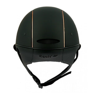 EQUIT-M ROSE GOLD RIDING HAT