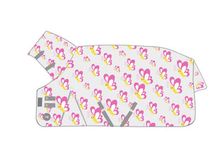 HY Butterfly  fly rug combo